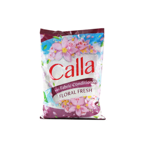 Calla Detergent Powder with Fabric Conditioner Floral Fresh 400g