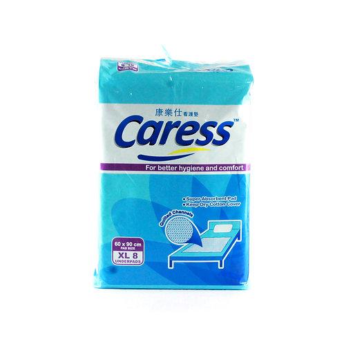 Caress Underpads XL 8s