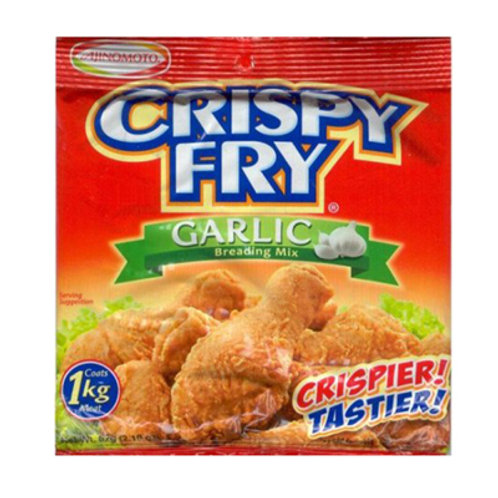 Crispy Fry Garlic 62g