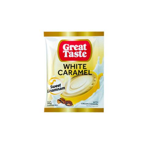Great Taste White Caramel 30g