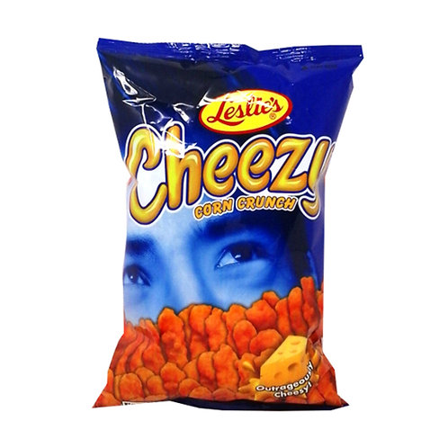 Cheezy Outrageously Cheesy Corn Crunch 150g