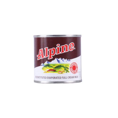 Alpine Full Cream Evaporated Milk 154ml