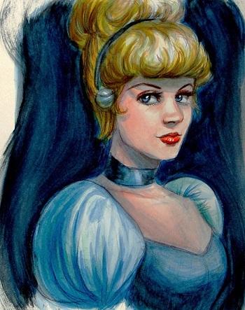 Cinderella Glow