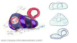 Ceramic Design -- Frollo