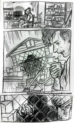 Science Lab Comic page 1
