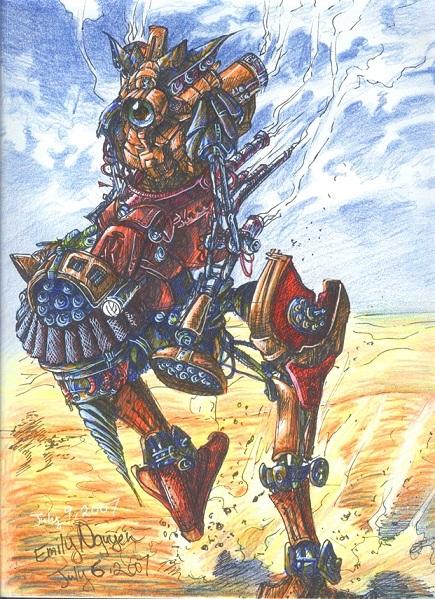 Robot Rush