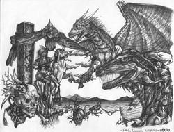 Battle the Dragons