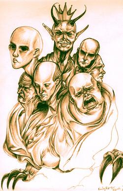 7 Headed Demon