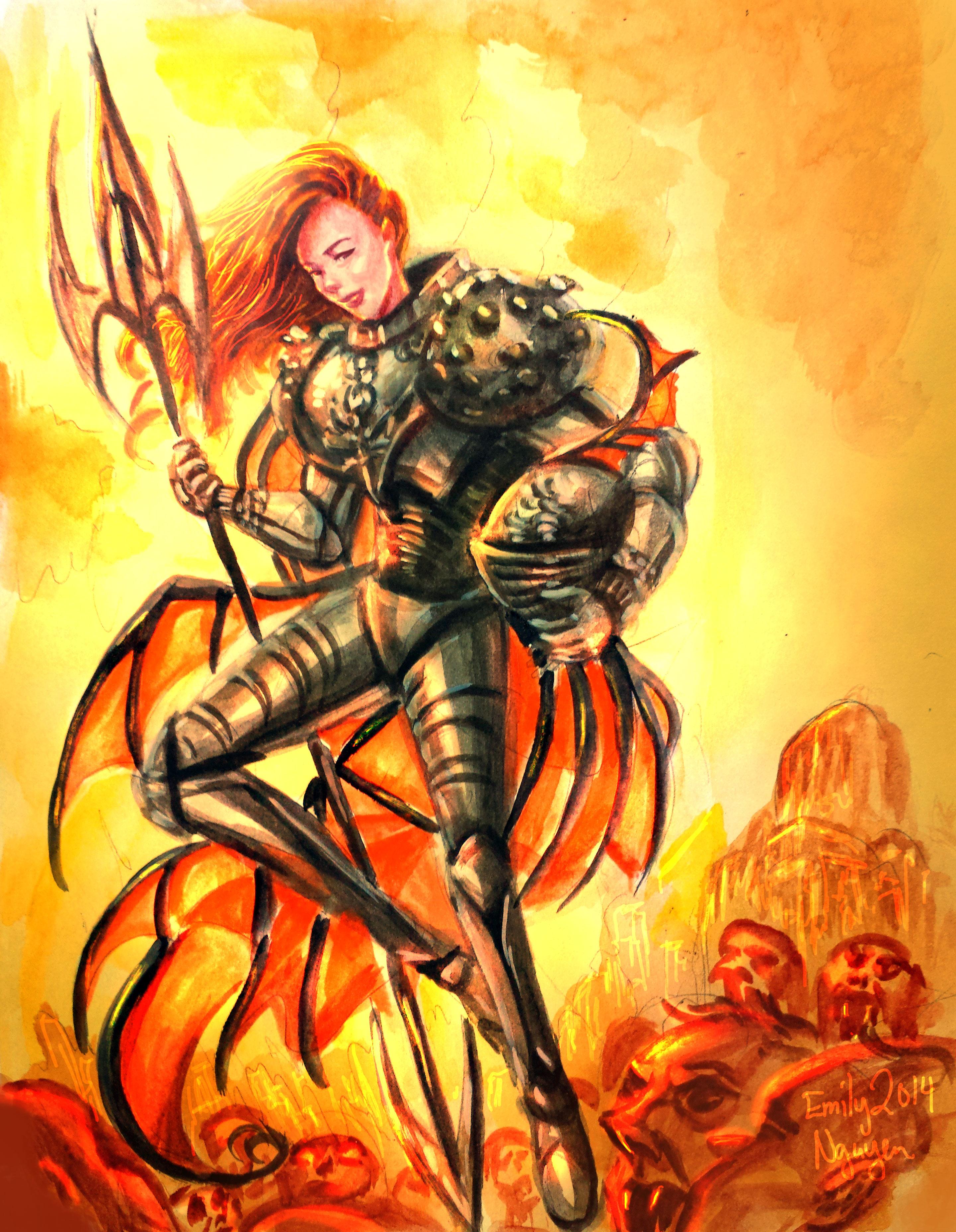 Dragon Lancer