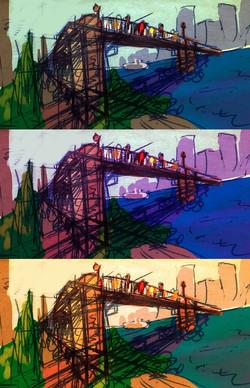 Brooklyn Heights -- Bridge