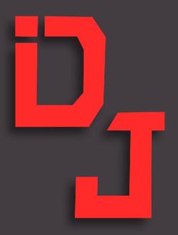 iDJ Logo Design