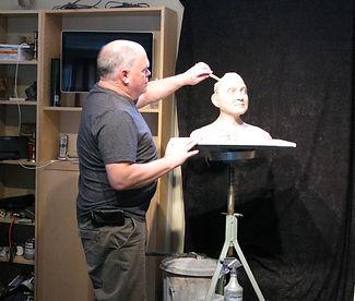 Scott Johnson/sculptor, Danbury,CT