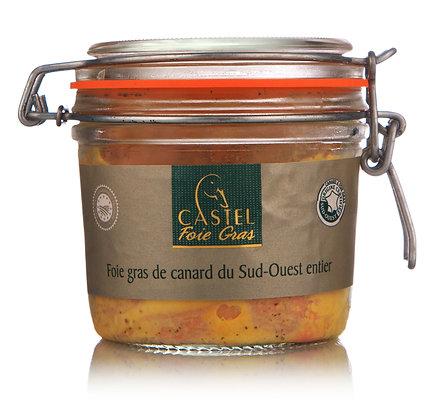 Foie gras mi cuit - 320 g