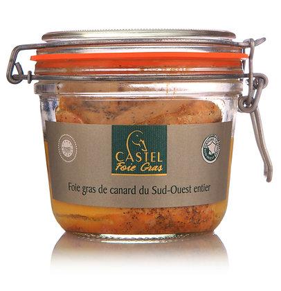 Foie gras mi cuit - 420 g