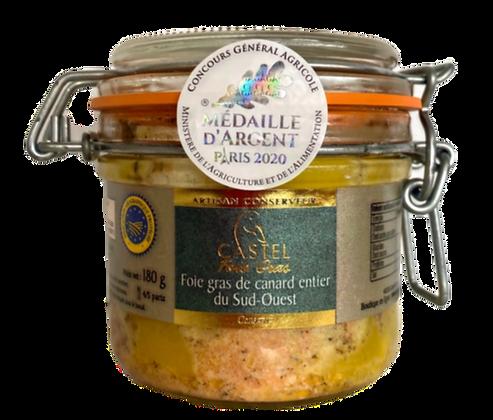 Foie gras de canard du Sud Ouest - Conserve