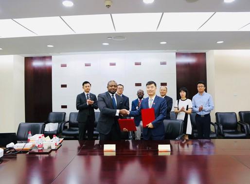 Apex Industries firma acuerdo de Cooperación con Sinomach/Camc