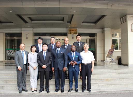 Sesiones de trabajo de Investigación y Desarrollo (I&D) en ShanhdongGold