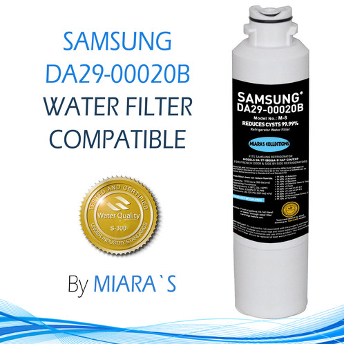 replacement water filter for samsung da2900020b da9708006a da9708006ab da9708006b da2900019a da2900020a da2900019a da2900020a da2900020b