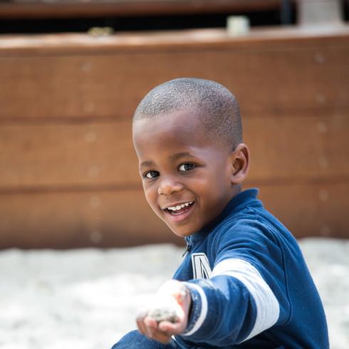 preschool four year old boy melbourne ki
