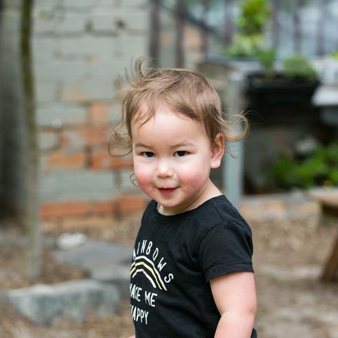 toddler girl melbourne daycare sitting p