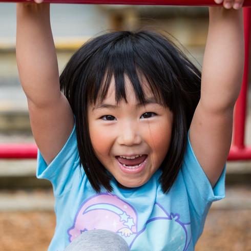 preschool four year old girl melbourne k