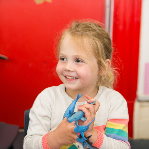 prekinder three year old girl melbourne