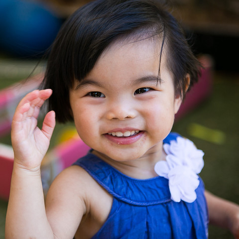 melbourne hawthorn toorak ringwood warrandyte preschool daycare photographer girl laghing