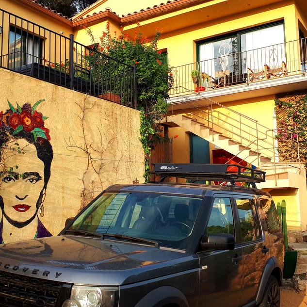 Frida Kaholo entree
