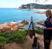 Atelier-Mediterraneo-schildervakantie