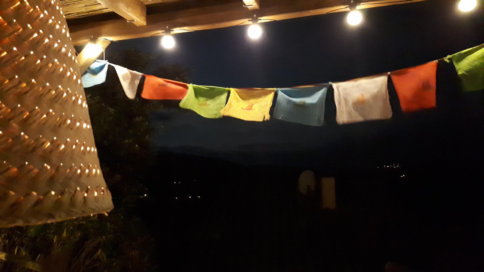 Gazebo by night