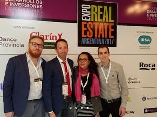 SPIDER EN LA EXPO REAL ESTATE ARGENTINA 2017