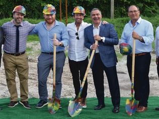 SPARK BREAKS GROUND IN EDGEWATER AT 40 PERCENT SOLD