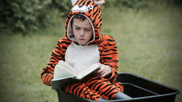 Can Play be relaxing? Children and wellbeing.