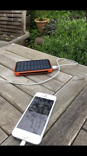 100000mAh  Waterproof USB Solar Charger
