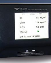 Teledyne 633 Black Carbon Monitor.PNG