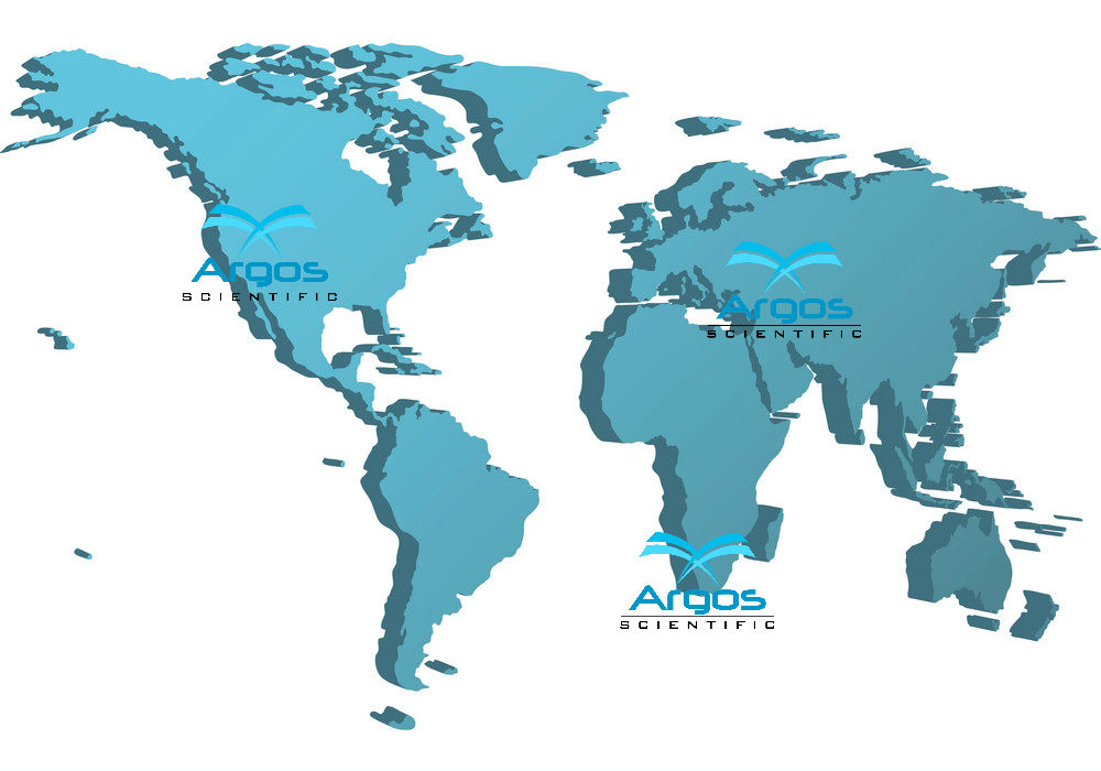 Argos Global Map