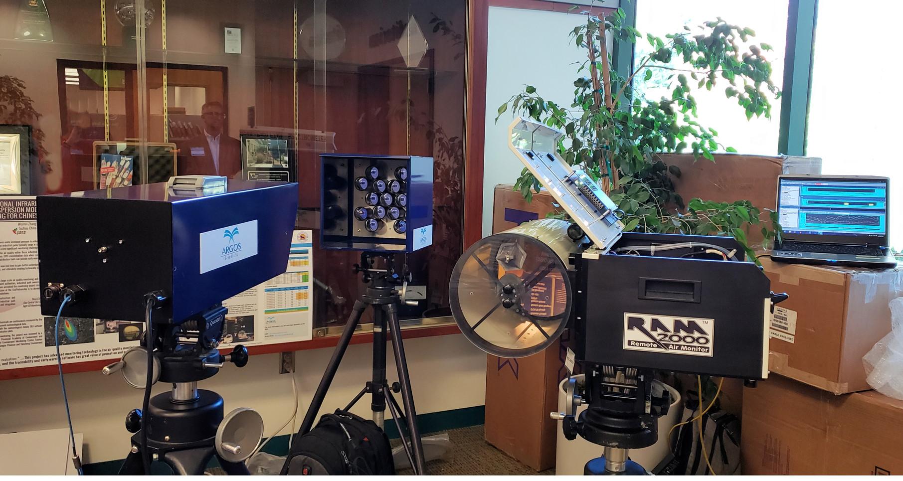 Equipment Setup 2 Cali Trade Show.jpg
