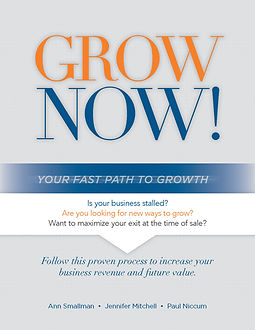 GrowNOW_Workbook. Your Fast Path to Growth