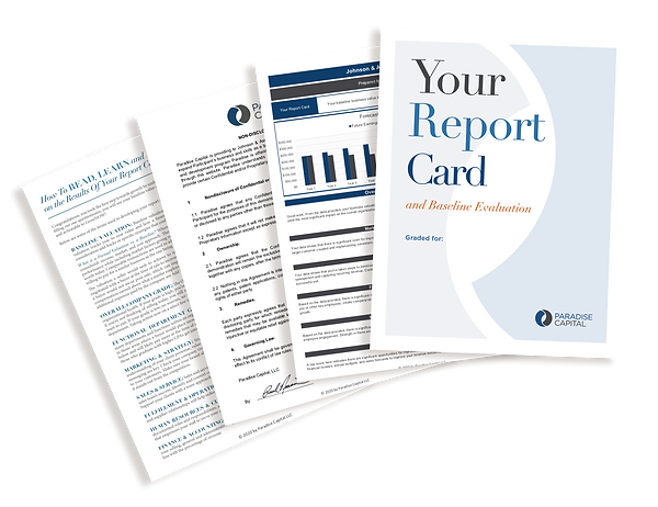 Free Company Report Card