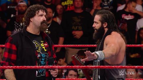 RAW: Mick Foley regresa con un gran anuncio para HIAC; Triple H habla sobre Undertaker; Rousey/Natal