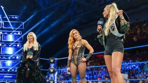 SmackDown LIVE: Carmella, Lynch y Flair frente a frente; Joe y Styles se intercambian palabras y más