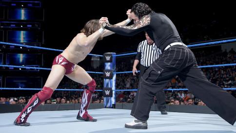 SmackDown LIVE: Bryan vs. Hardy por vez primera en la historia de WWE; Se confirma estipulación entr