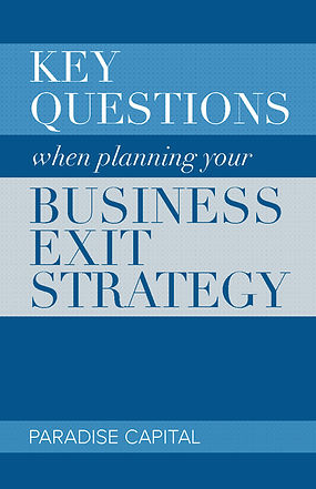 Key Questions when Planning Your Business Exit Strategy