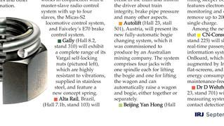 IRJ talks about GALLY and VARGAL locknut