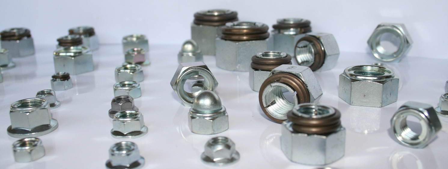 SELF-LOCKING NUTS