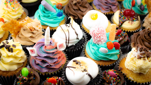 Market Cupcakes