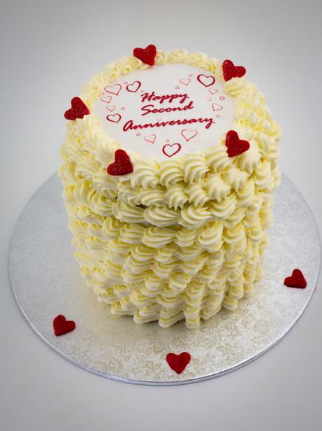 Happy Annevirsary Cake