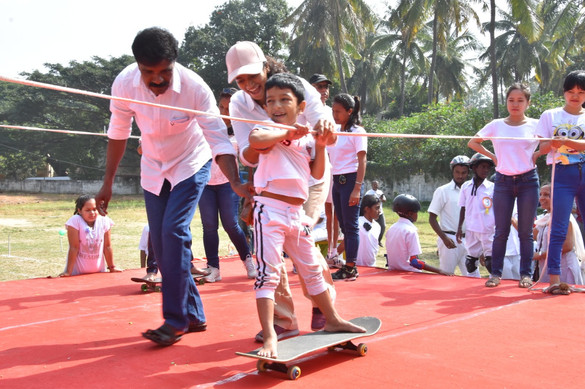 Sports Day on 08-12-2018