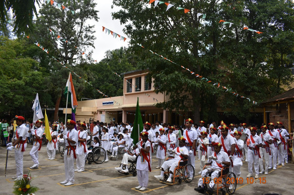 Independence Day on 15-08-2019