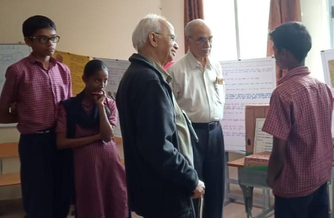 1. Inauguration by Dr. P. R. Krishnaswam